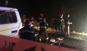 Gruzja. W wypadku busa zginęło 17 osób (Ministerstwo Spraw Wewnętrznych Gruzji)