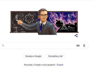 Benoît Mandelbrot bohater Google Doodle. Kim był naukowiec?