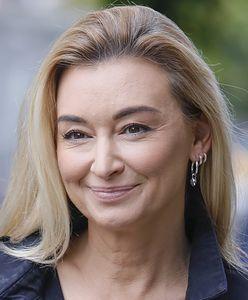 Martyna Wojciechowska 20 lat temu. W kusym topie wyglądała obłędnie