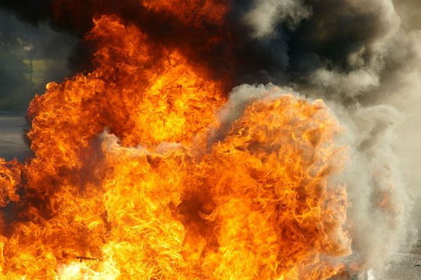 Pożar domu opieki w Hiszpanii. 8 osób nie żyje