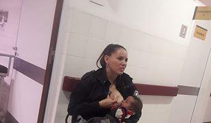 Nakarmiła piersią obce dziecko. Nie przeszkadzał jej fakt, że było śmierdzące i brudne