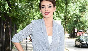 Dorota Gardias w letniej stylizacji