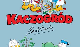 Kaczogród – Carl Barks – W krainie wielkich jezior i inne historie z lat 1956-1957, tom 6