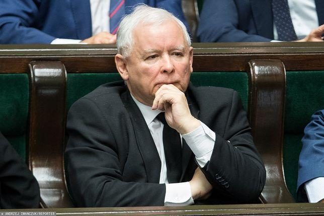 Jarosław Kaczyński i Róża Thun mieli wspólnego przodka