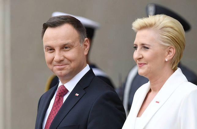 Andrzej Duda jest Prezydentem RP od 6 sierpnia 2015 r.
