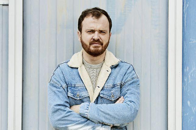 """Wojciech Chmielarz zadebiutował w 2012 r. powieścią """"Podpalacz"""""""