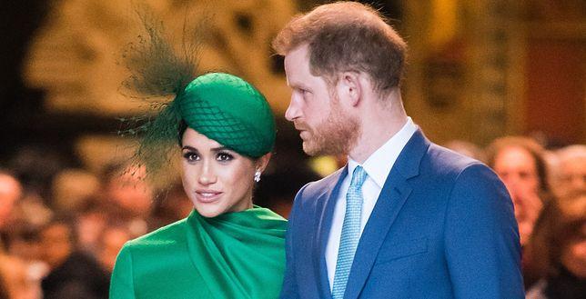 Meghan Markle i książę Harry mają problemy finansowe? Czekają ich spore wydatki