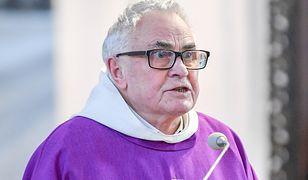 O. Wiśniewski w czasie mszy za zamordowanego Pawła Adamowicza