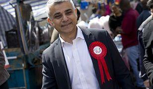 Sadiq Khan, burmistrz Londynu