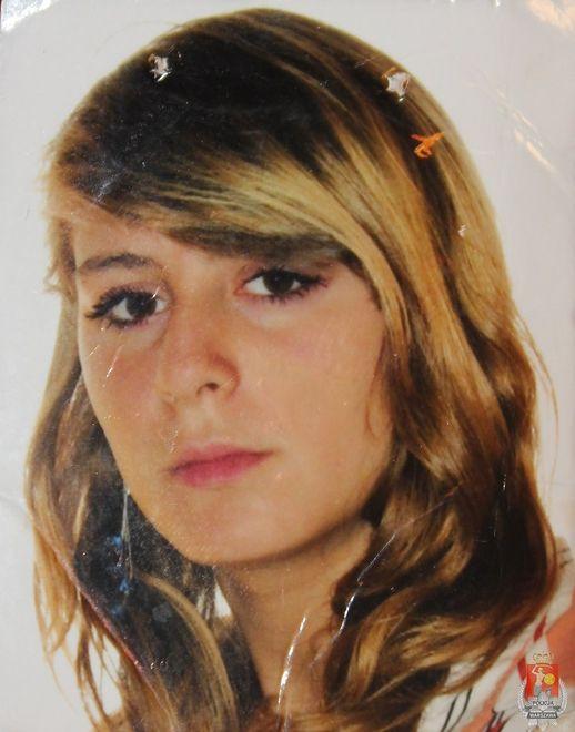 Zaginęła 17-letnia Paulina Bujak z Bielan