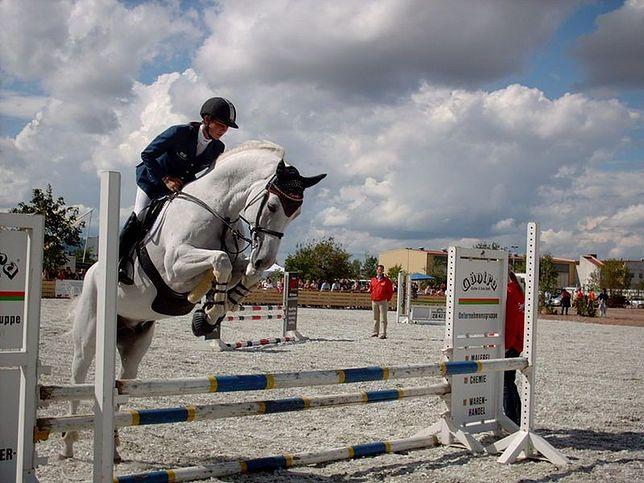 Ogólnopolskie Zawody Jeździeckie w skokach przez przeszkody