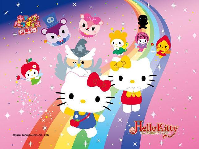 Hello Kitty i kucyki Pony promują okultyzm?
