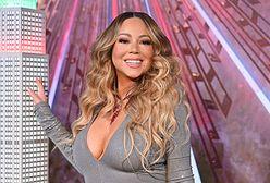 Mariah Carey świętowała ważną rocznicę. Wybrała kreację w swoim stylu