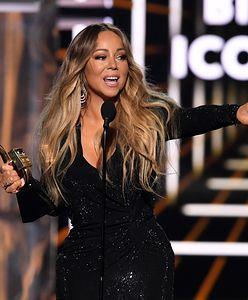 Mariah Carey zaprosiła kamery na szczepienie. Nagle rozległ się straszny pisk