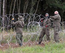 """Płot na polskiej granicy. MON zapowiada """"nowe i solidne"""" ogrodzenie"""
