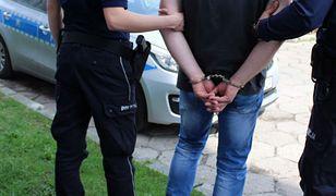 Zgwałcił kobietę w biały dzień. 22-latek z Nowego Dworu Gd. za kratami