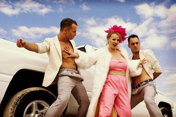 """Kadr z filmu """"Disco Polo"""""""