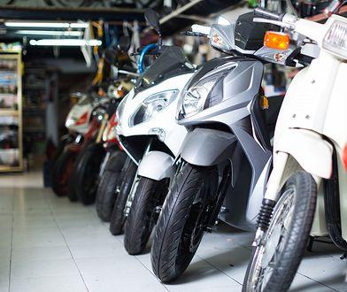 Polacy rzucili się na drogie motocykle. Za to tanich kupują mniej