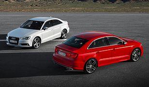 Audi A3 i S3 dostały pieć gwiazdek w teście zderzeniowym