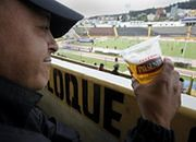 Nikt nie chce wypić piwa stadionowego