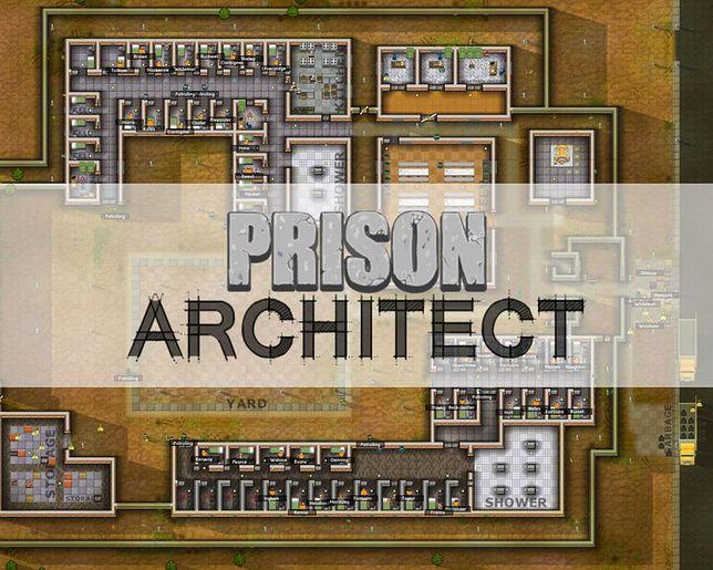 Prison Architect gra strategiczna na konsole, komputery i urządzenia mobilne