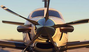 Microsoft Flight Simulator wygląda niesamowicie