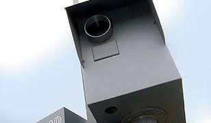 Ktoś podpalił fotoradar w Barlinku; urządzenie ocalało