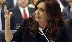 Prezydent Christina Kirchner