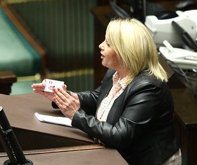 Iwona Hartwich wymieniała, jak mówiło o niej TVP