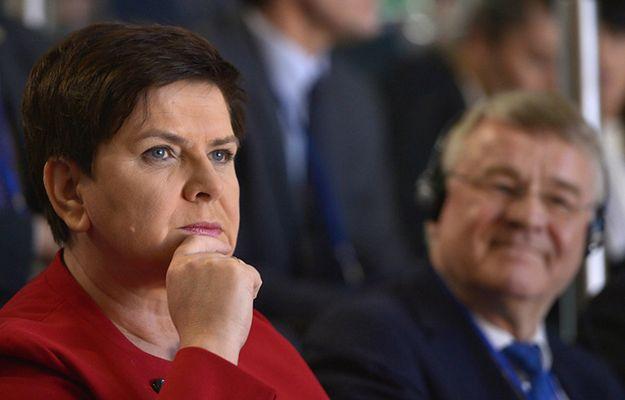 Premier Beata Szydło: samorząd to doskonała kuźnia kadr