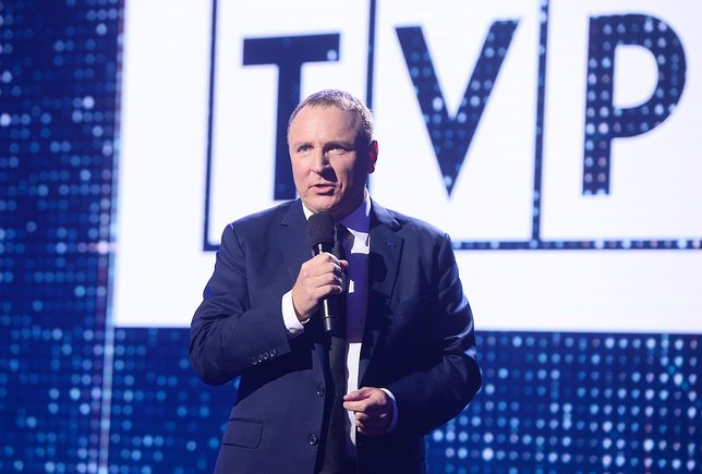 Jacek Kurski broni Telewizji Polskiej