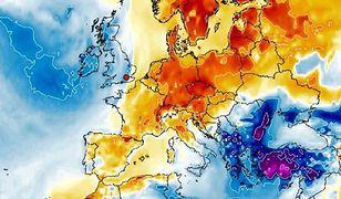 Pogoda długoterminowa. Na upały w kwietniu nie ma co liczyć. Zapowiedziano śnieg