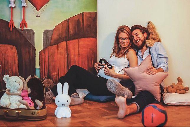 Julia Pietrucha z ciążowym brzuszkiem i nowym partnerem