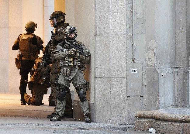 Zatrzymano podejrzanego o sprzedaż broni napastnikowi z Monachium
