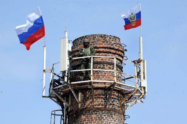 Liczba żołnierzy rosyjskich na Krymie przekroczyła 22 tysiące