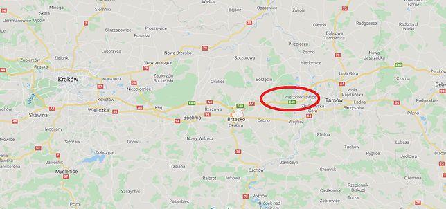 Małopolskie. Wypadek na A4 w kierunku Rzeszowa. Droga jest całkowicie zablokowana