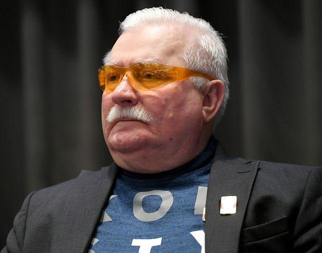 Radni gminy Majdan Królewski zdecydowali, że Lech Wałęsa zostanie pozbawiony tytułu honorowego obywatela.