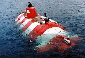 Jedna doba na uratowanie rosyjskich marynarzy z batyskafu