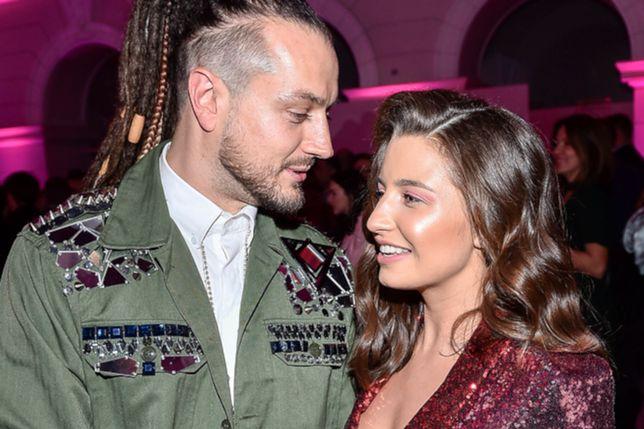 Baron i Julia Wieniawa nie potwierdzają związku