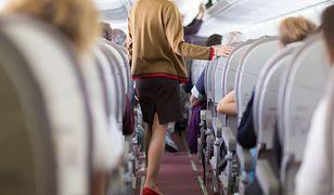 Stewardesy nie mają łatwo. Pijani pasażerowie to zmora każdego lotu