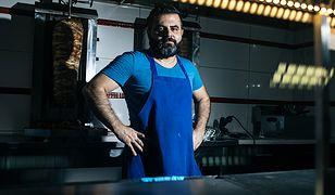 Abbas prowadzi swoją restaurację w Białej Podlaskiej