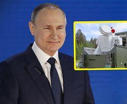 """Putin straszy bronią laserową. """"Będą żałować tak, jak dawno niczego nie żałowali"""""""