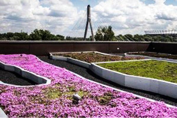 Wielkie otwarcie ogrodu na dachu Centrum Nauki Kopernik