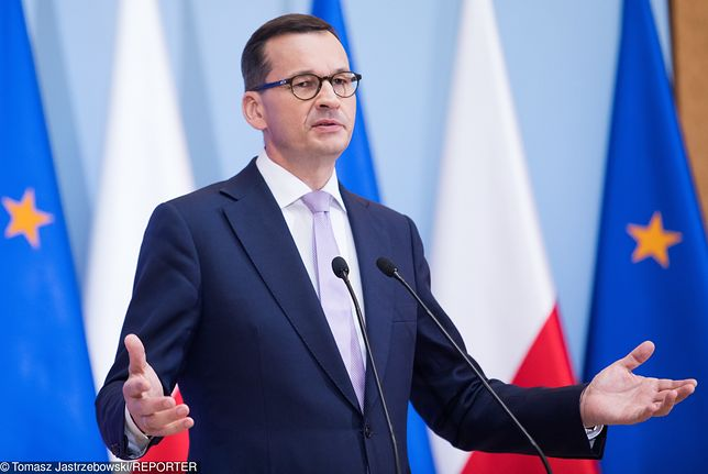 """Awaria w oczyszczalni """"Czajka"""". Mateusz Morawiecki zwołał sztab kryzysowy"""