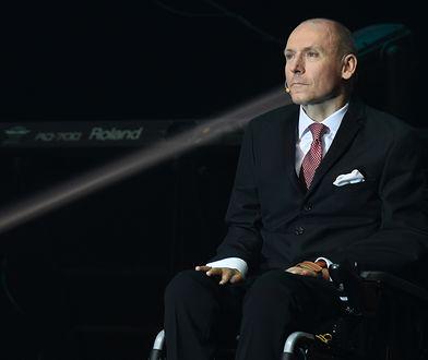 Piotr Pawłowski walczył o prawa osób niepełnosprawnych