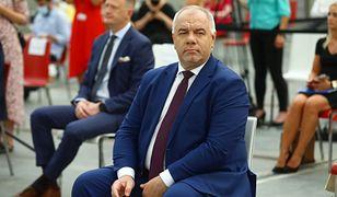Jacek Sasin pytany o nepotyzm. Poszło o posadę dla stryja Andrzeja Dudy i syna posła PiS