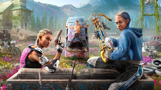 """Gra """"Far Cry New Dawn"""" wywołała ambiwalentne odczucia wśród graczy i recenzentów, otrzymując wiele skrajnych ocen"""