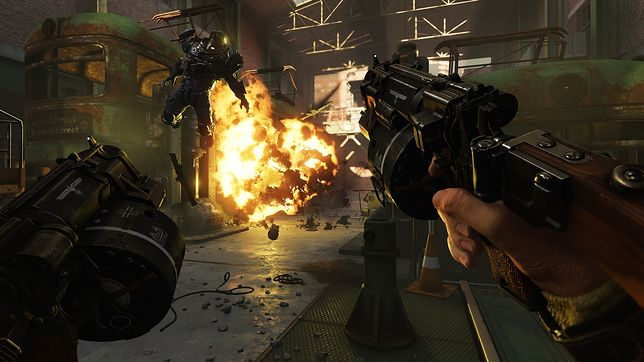 """Wypróbuj """"Wolfensteina II"""" za darmo. To jedna z najlepszych gier 2017"""