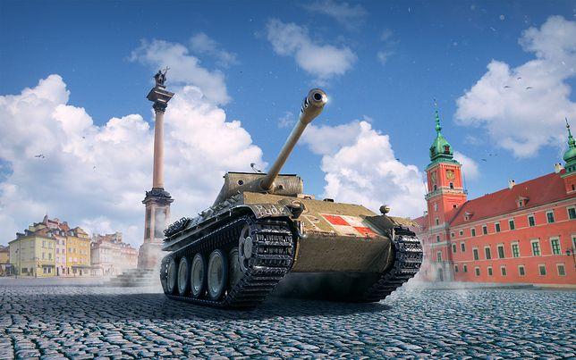 """Powstańczy czołg Pantera """"Pudel"""" już dostępny w """"World of Tanks"""""""