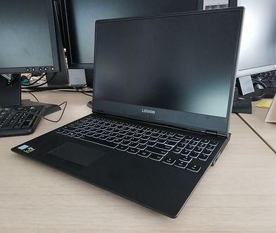 Na pierwszy rzut oka wygląda jak normalny laptop